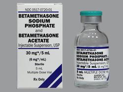 Betamethasone Sodium Phosphate Injection