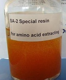 Sa-2 Special Resin For Amino Acid Extracting