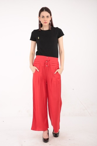 Comfortable Palazzo For Womens