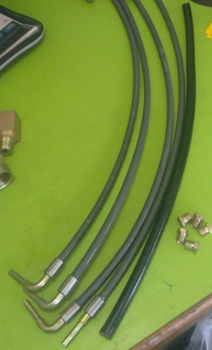 Rubber Lubrication Hoses & Spares