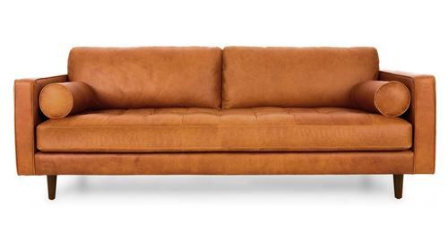 Excellent Pure Leather Couch Sofa Venki Enterprises 63 New Bazaar Pabps2019 Chair Design Images Pabps2019Com