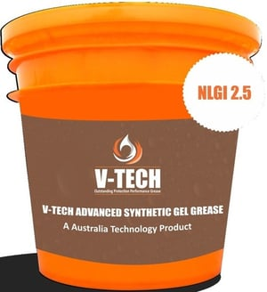 Advanced Synthetic Gel Grease