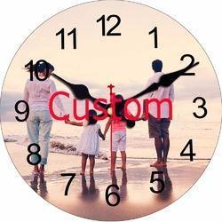 Customized Fancy Wall Clock