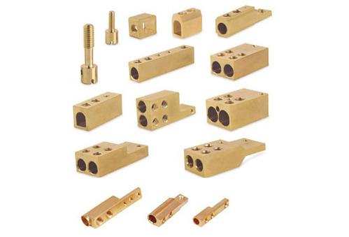 Brass Energy Meter Terminals