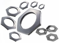 Corrosion Proof Hex Washers