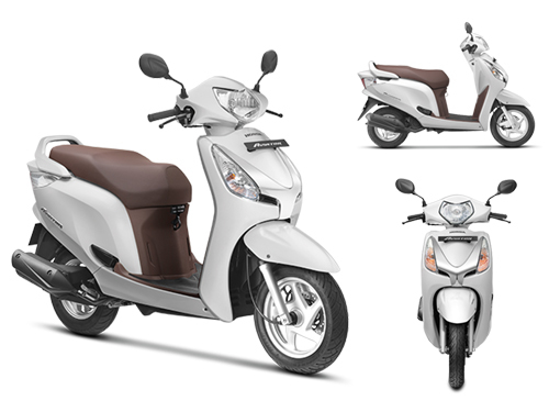 Honda Aviator With Comfortable Seat In 44 Sector