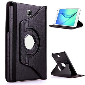 Tab A (8.0 Inch) SM-T350, T351, T355 Tablet 360 Degree Rotating Cover Case [Samsung Galaxy]