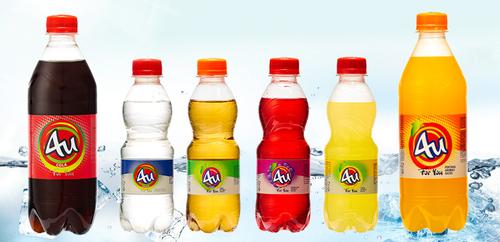 4U Carbonated Soft Drinks