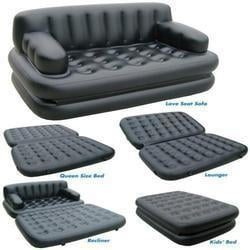 5 In 1 Air Sofa No Assembly Required
