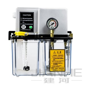 Automatic Lubrication Pump PLC 220V 3Liter For Mill