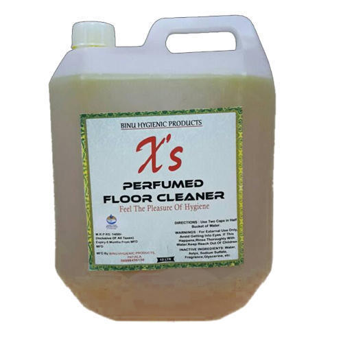 Homemade Floor Cleaner - Binu Hygienic
