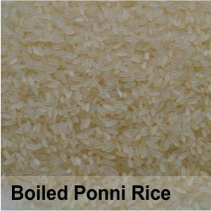 Indian Ponni Boiled Rice