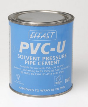 Smooth Finish PVC Solvent Cement