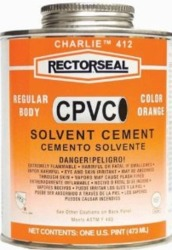 Superior Quality Cpvc Solvent Cement