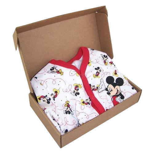 Apparel Corrugated Packaging Box