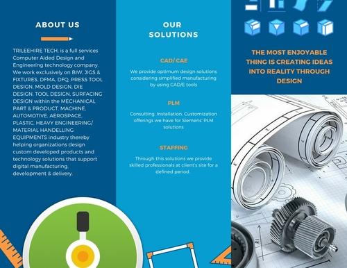 CAD Design Services - Trilee Hire Tech, Plot No 4