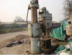 High Performance Radial Drilling Machines