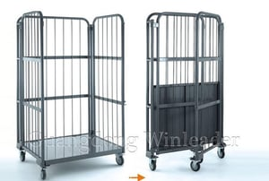 Robust Design Warehouse Trolley