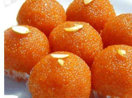 Premium Quality Motichoor Laddu