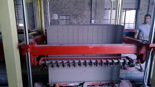 Aac Block Cutting Machine Set