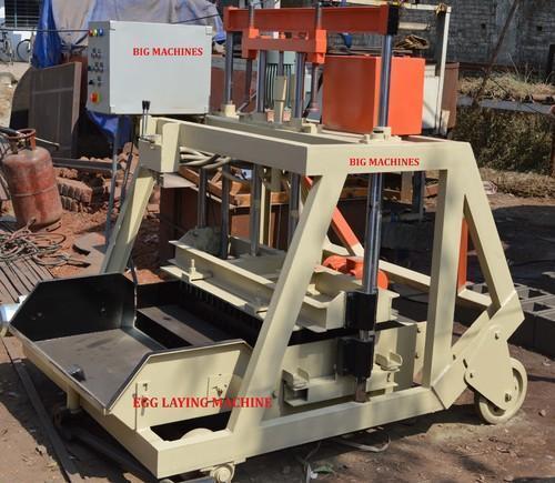 Durable Hollow Blocks Machine