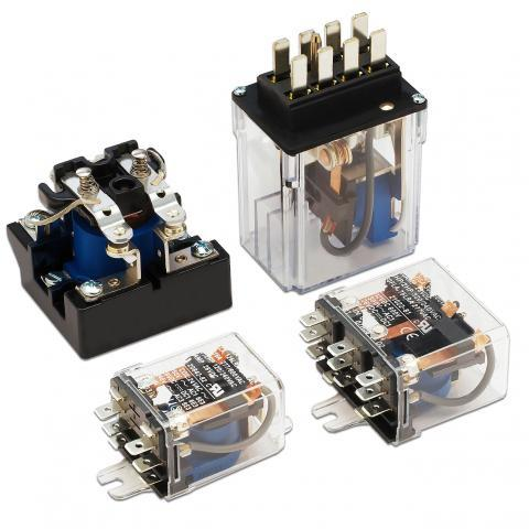 Less Maintenance Ac Relays