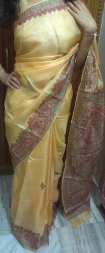 Top Quality Madhubani Saree