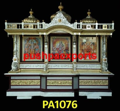Light   Weight Designer Temple For Pooja