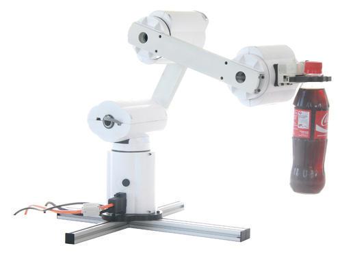 DOF Robotic Arm With Gripper