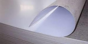 White Liner Laminates With Perfect Finish