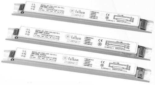 Less Maintenance Electronic Ballast