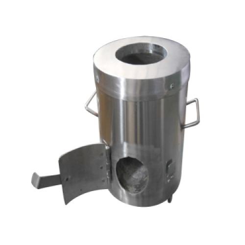 High Grade Stainless Steel Round Tandoor