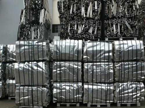Aluminum UBC/Wheels/Extrusion 6063 Scrap