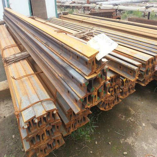 Used Rail Iron Metal Scrap/Used Rail HMS 1 & 2