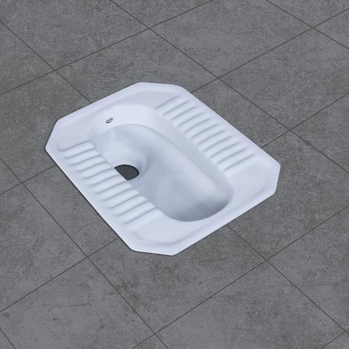 Ceramics M.D Pan Toilet in   Jamwadi