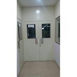 Clean Room Gi Door