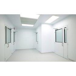 Mild Steel Clean Room Door