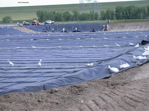 FEPDM Geo Membrane Pond Liners