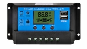 Solar Charger Controller With Customized Shapes And Sizes