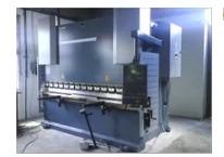 CNC Bending Machine Job Work