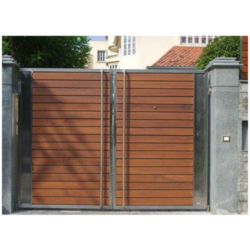 Efficient And Reliable Mild Steel Gate