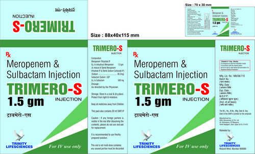 TRIMERO-S Injection in  7-Sector - Rohini