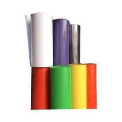 Colored Pvc Rigid Roll