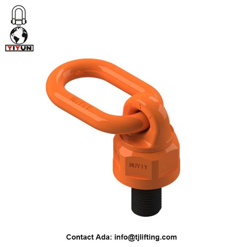 Internal Ball Bearings Swivel Hoist Ring