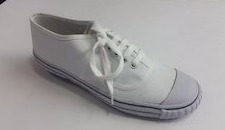 Mens Rubber Canvas Shoes