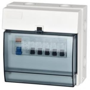 Plastic Polished Electrical Switch Box