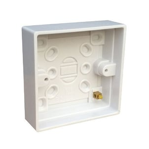 Pvc Surface Square Concealed Boxes