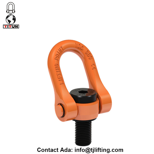 Industrial Parts Double Swivel Shackle