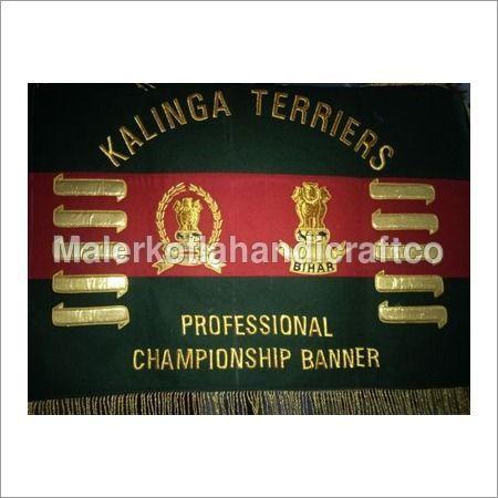 Professional Championship Banner