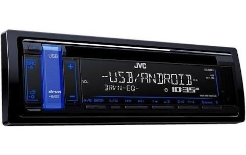 JVC Car Audio System